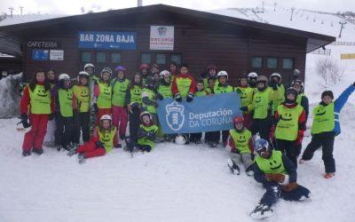 Campaña de Esquí