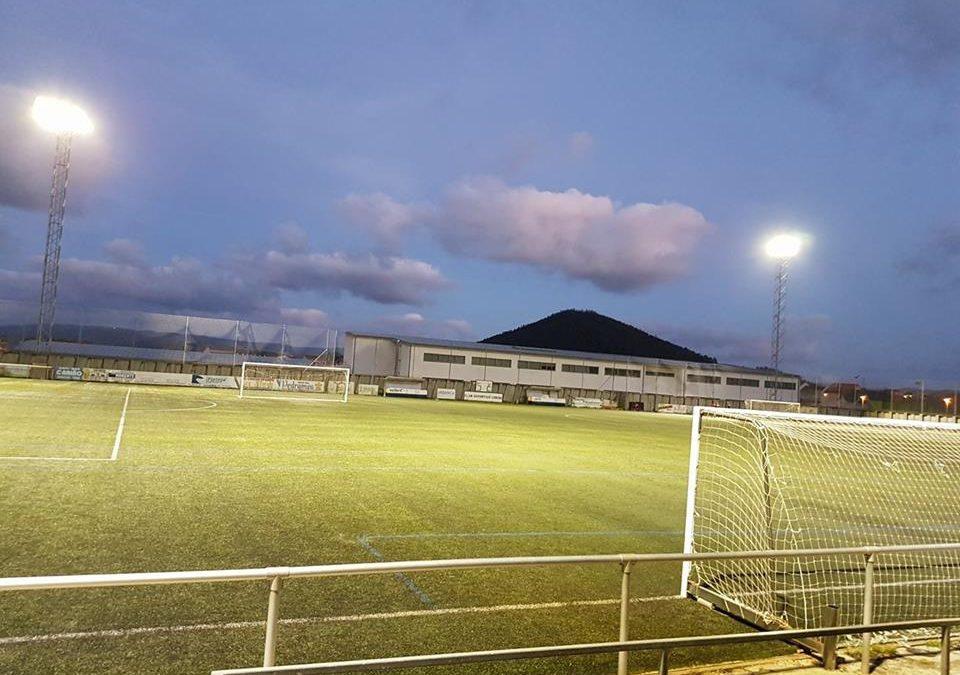 Iluminación Campo Fútbol