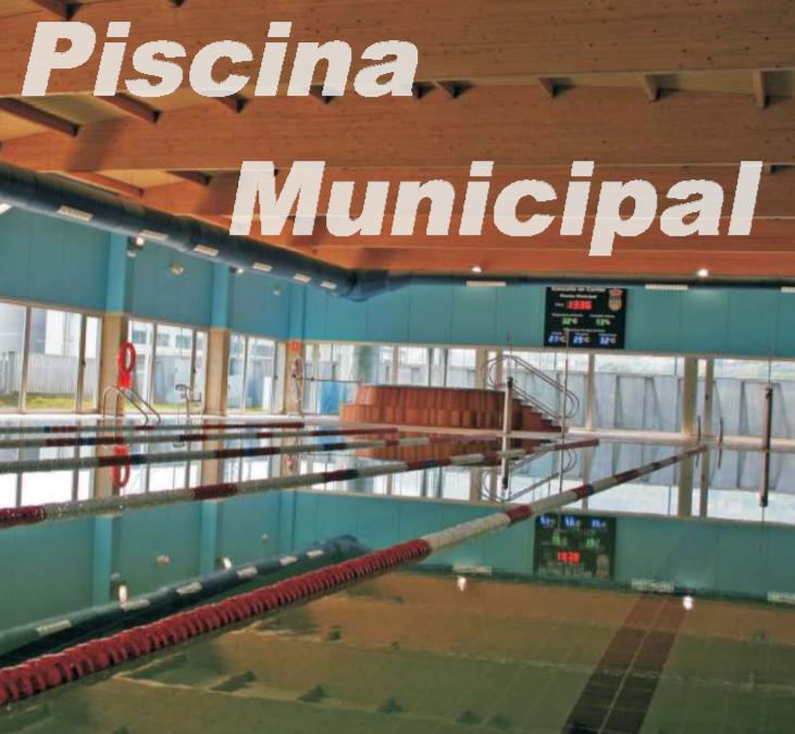Apertura Piscina Municipal