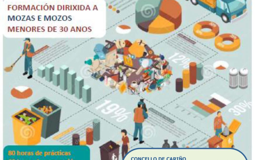 Curso de LIMPEZA DE ESPAZOS ABERTOS E INSTALACIÓNS INDUSTRIAIS